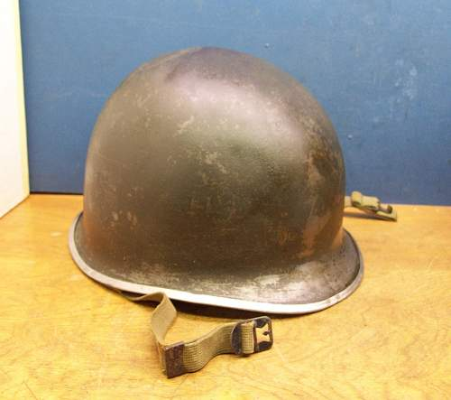 M1 helmet on ebay