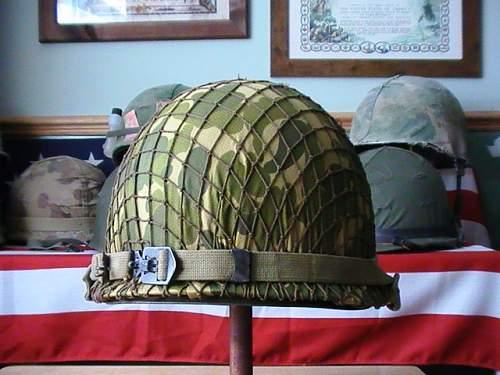 M-1 parachute camo ideas