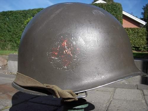 Is this a genuine WW2 US helmet?
