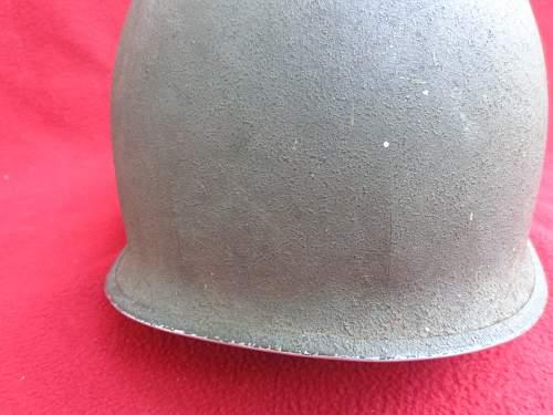 Opinion on m2 nco helmet