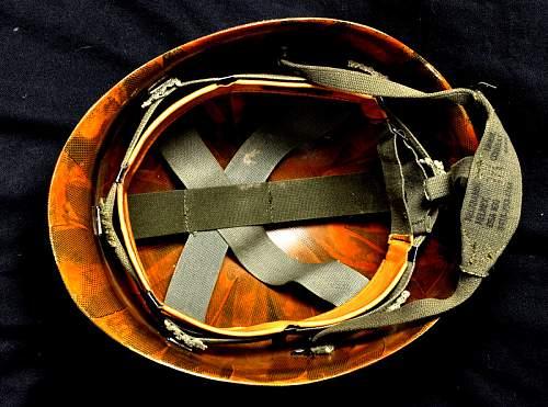 U.S. M1 helmet