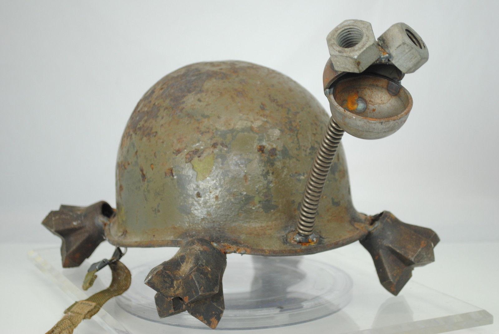 Super Rare Find M1 Turtle Shell Helmet