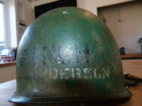 US Helmet please help Identify!