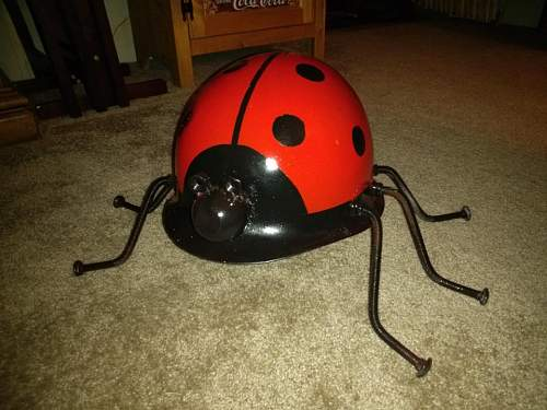 Super Rare Find M1 Turtle Shell Helmet