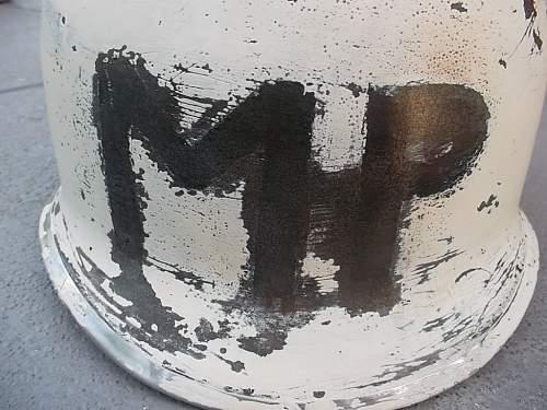 M1 MP snow camo?