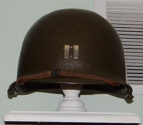 m1 helmet timeline