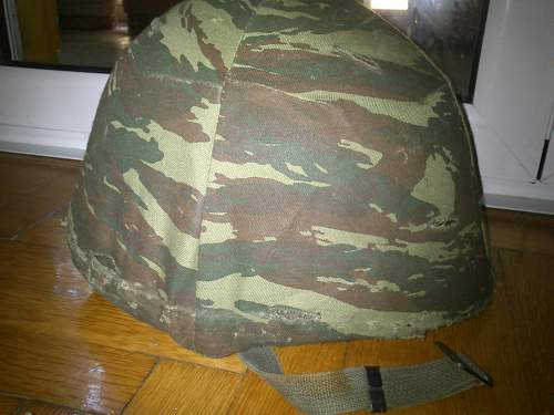 Can you ID my m1 helmet?