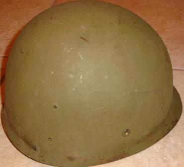 Is this an M1 helmet from WWII