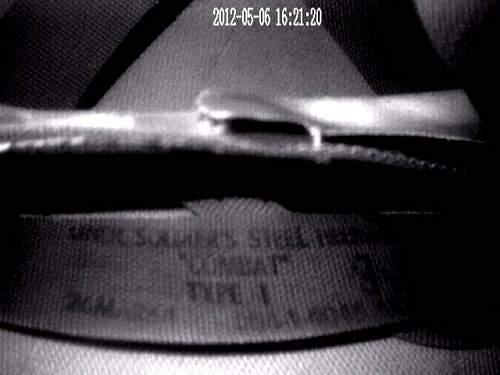 Vietnam era M1 liner - Shell production number database?
