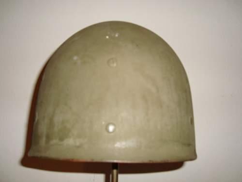 US M1 helmet (former Para helmet.)