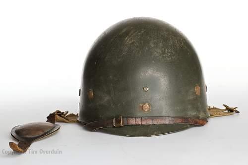 Authentification m1 helmet 101st airborne?