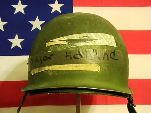 help needed with an M-1 helmet ????????