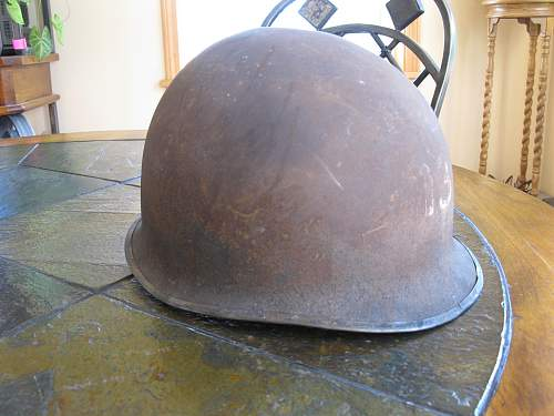 Click image for larger version.  Name:M1 Helmets 006.jpg Views:99 Size:234.6 KB ID:64502