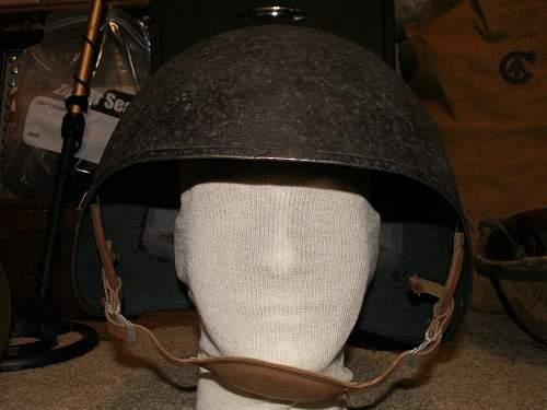 USN Talker Helmet