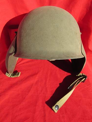 US M3 Air Crew Helmet - Unissued