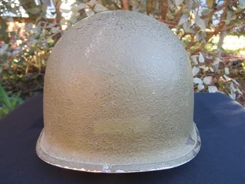 US M1 Major's Helmet
