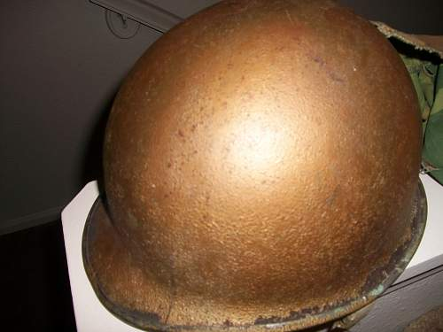 Strange M1 Helmet, and other goodies.