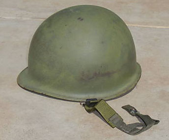 Can someone help identify this M-1 helmet??