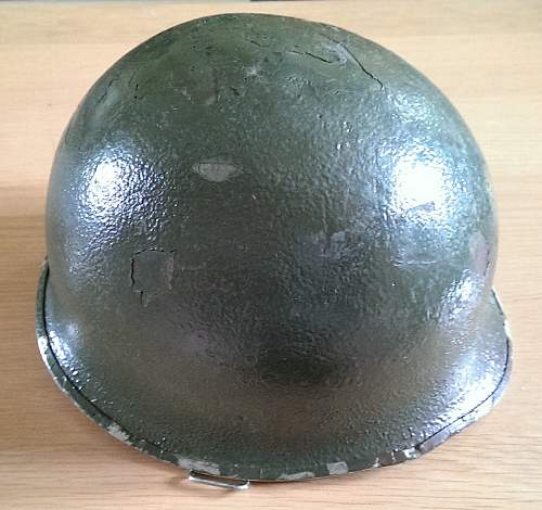 US M1 Helmet - thoughts?