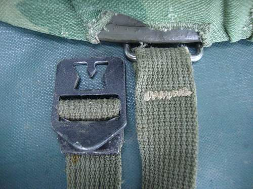 Late WW2  reissued Veitnam M1