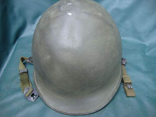 Named M1 Helmet