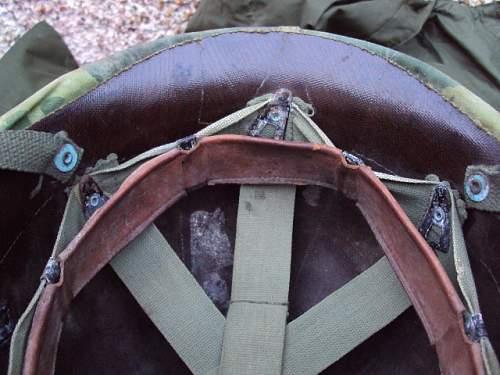 Vietnam M1 Airborne Helmet