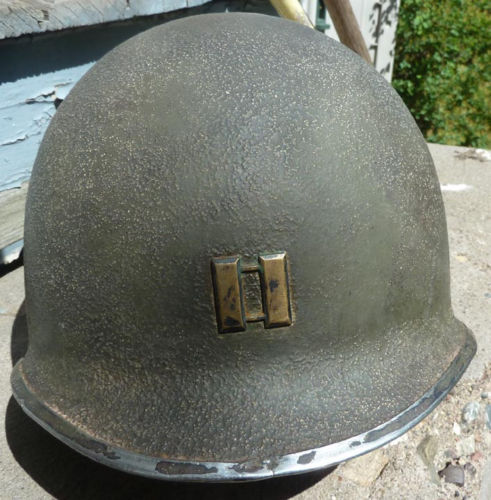 Easy Company helmet?