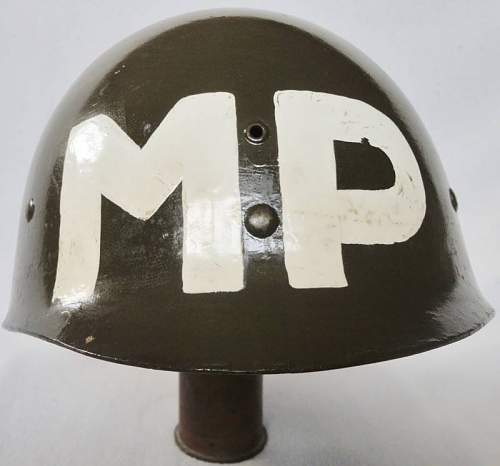 Late War Schlueter with MP Liner