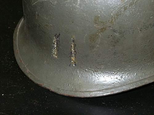 US M-1 w/ hawley liner