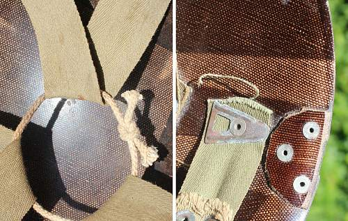 Heavy sand textured m1 on ebay.