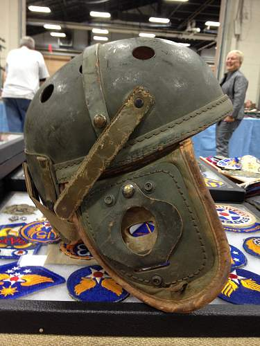 M-1938 tanker helmet