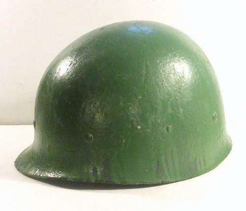 I wonder where this helmet liner was used? what country used it?