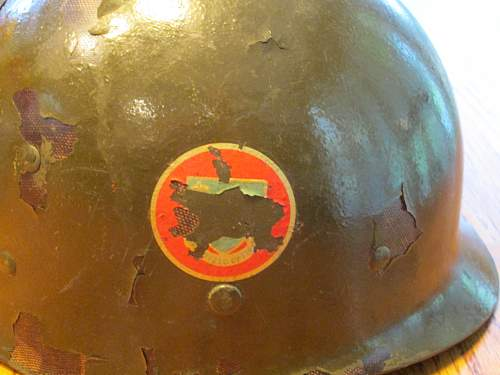 Is there a chance in hell for this M1 helmet?