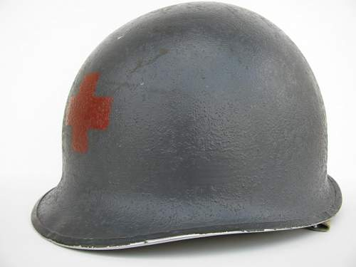 WWII Shipboard Corpsman's M1