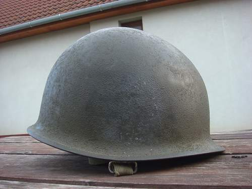 How i can identify M1 helmets?