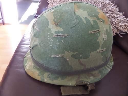 US Paratrooper helmet