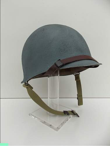 need help with this US M1 helmet