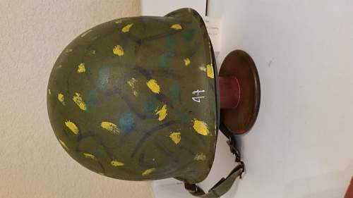 Vietnam ARVN Helmet or Fantasy Piece