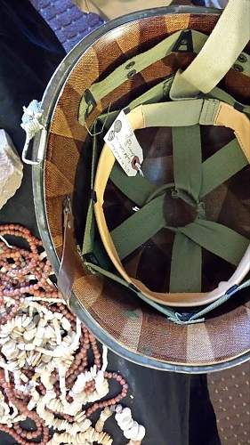 Found cool helmet, need help authenticating!