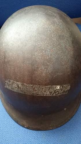 Ingersoll m1 helmet