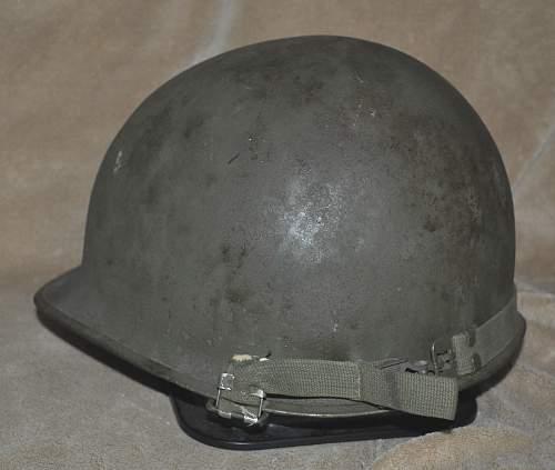 Question: Vietnam Era Helmet Liner Colors