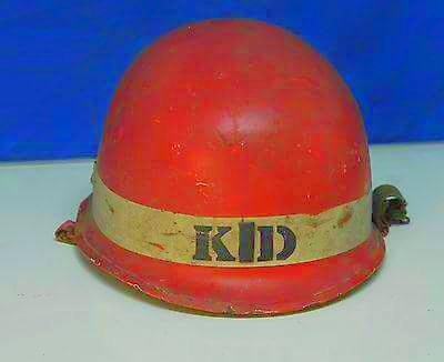 ww2 us navy m1 damage control helmet?
