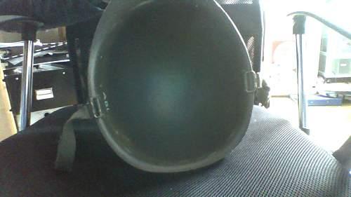 ABL helmet
