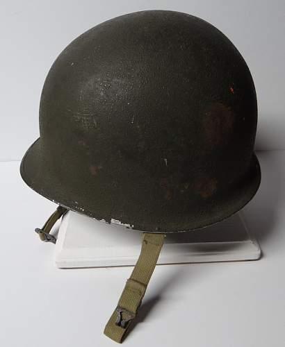Major helmet fixed loop pick up from ebay