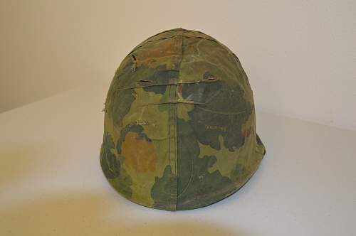 Vietnam Helmet? Can anyone tell me exactly what this is?