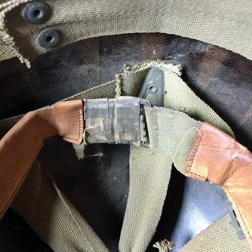 A Helmet that Landed in Holland