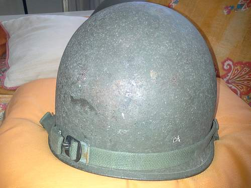 Helmet M1 and Liner, opinions please?
