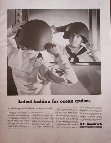 US Navy Mk II talker helmet