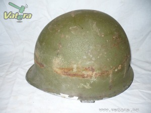 Is this a WWII US helmet?