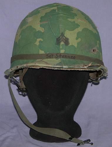 M1 McCord Heat Stamp / USMC Cover Help